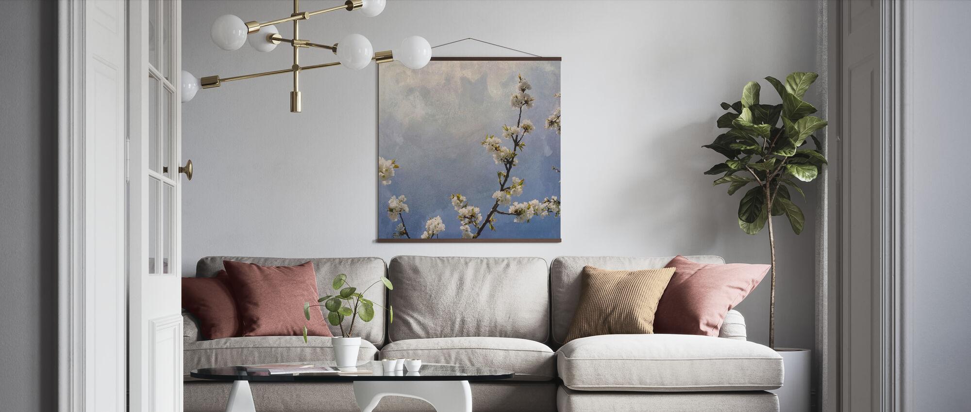 Apple Branch - Poster - Living Room