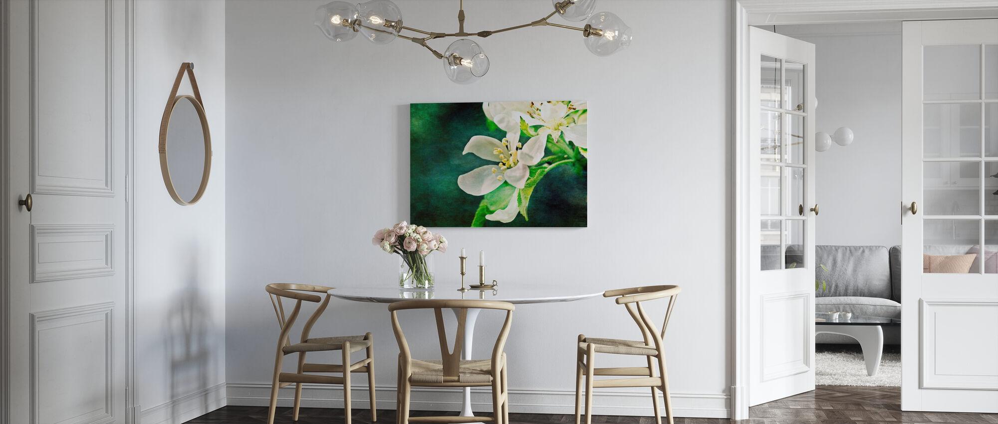 Apfelblüte - Leinwandbild - Küchen