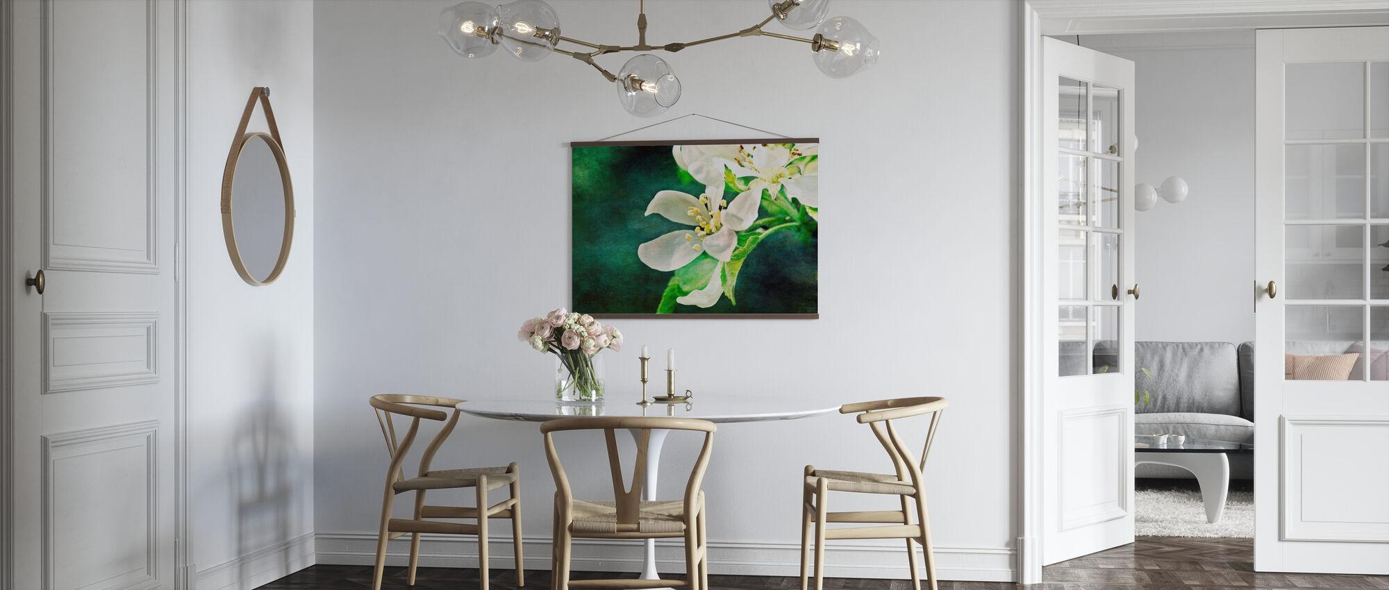 Apple Blossom - Poster - Kitchen