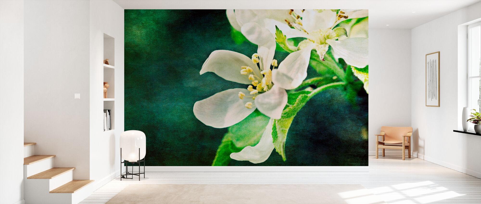 Apple Blossom - Wallpaper - Hallway