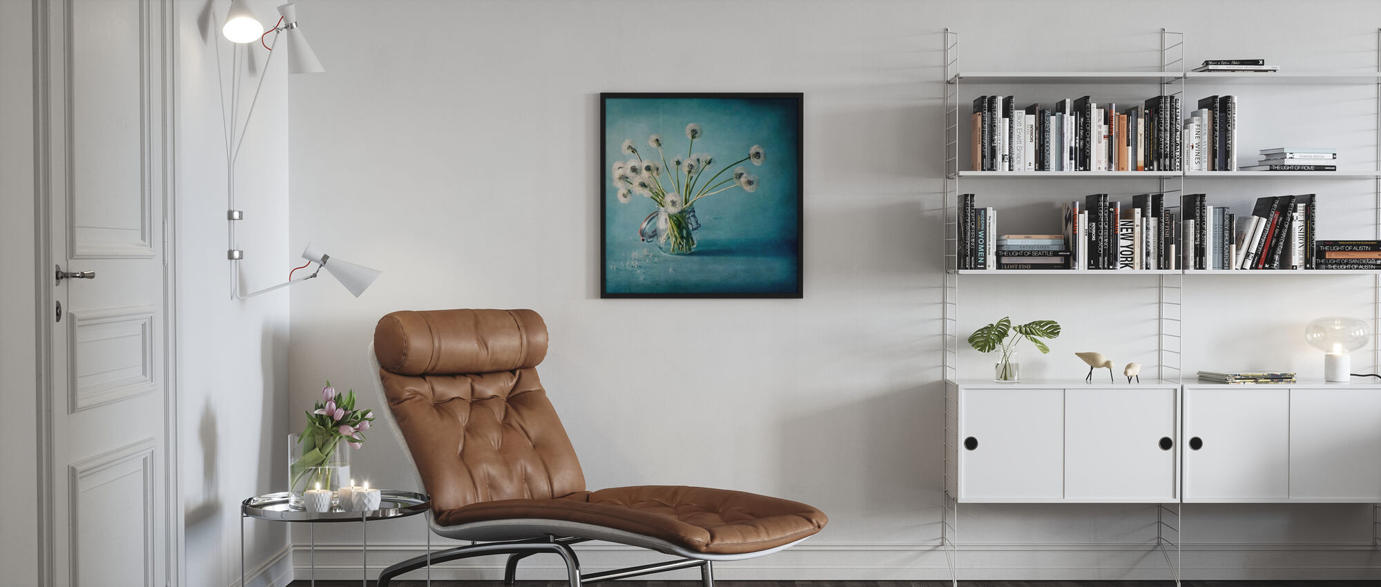 Storing Wishes - Poster - Living Room
