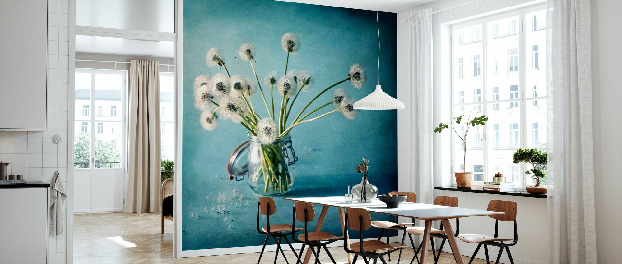 Storing Wishes - Wallpaper - Kitchen