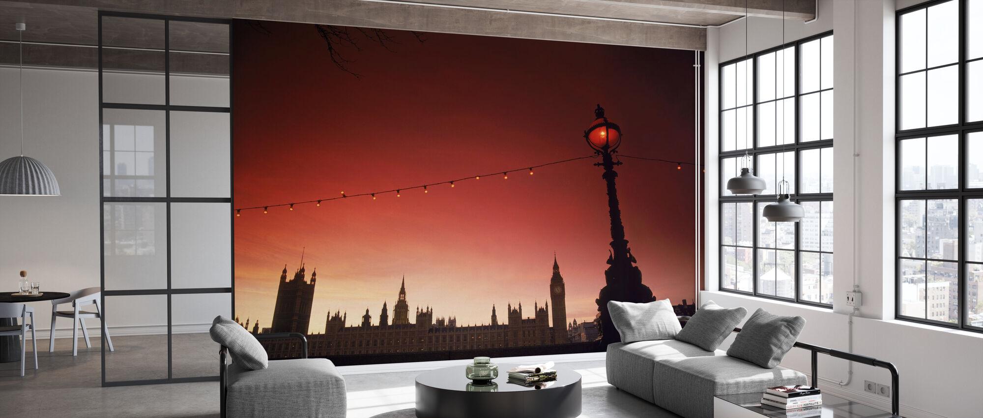 A Study in Scarlet, London - Wallpaper - Office