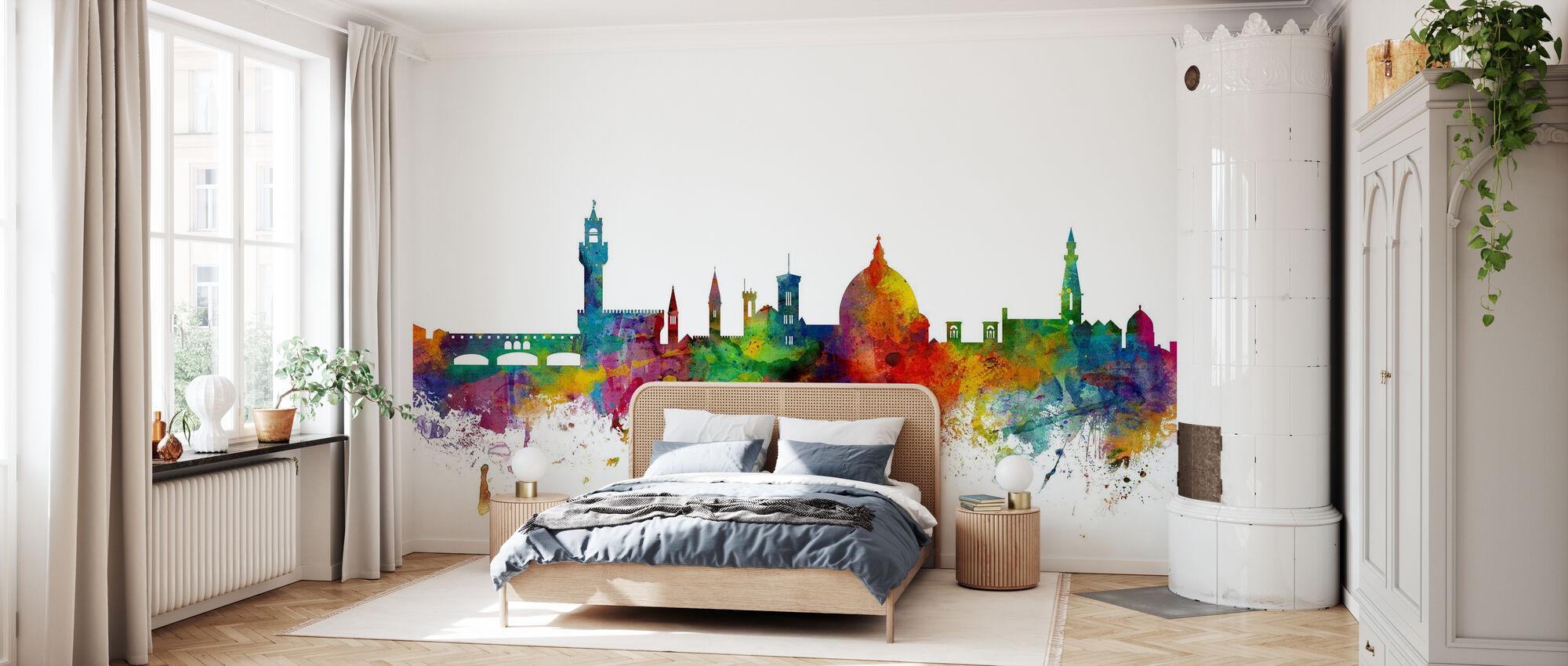 Florence Skyline - Wallpaper - Bedroom