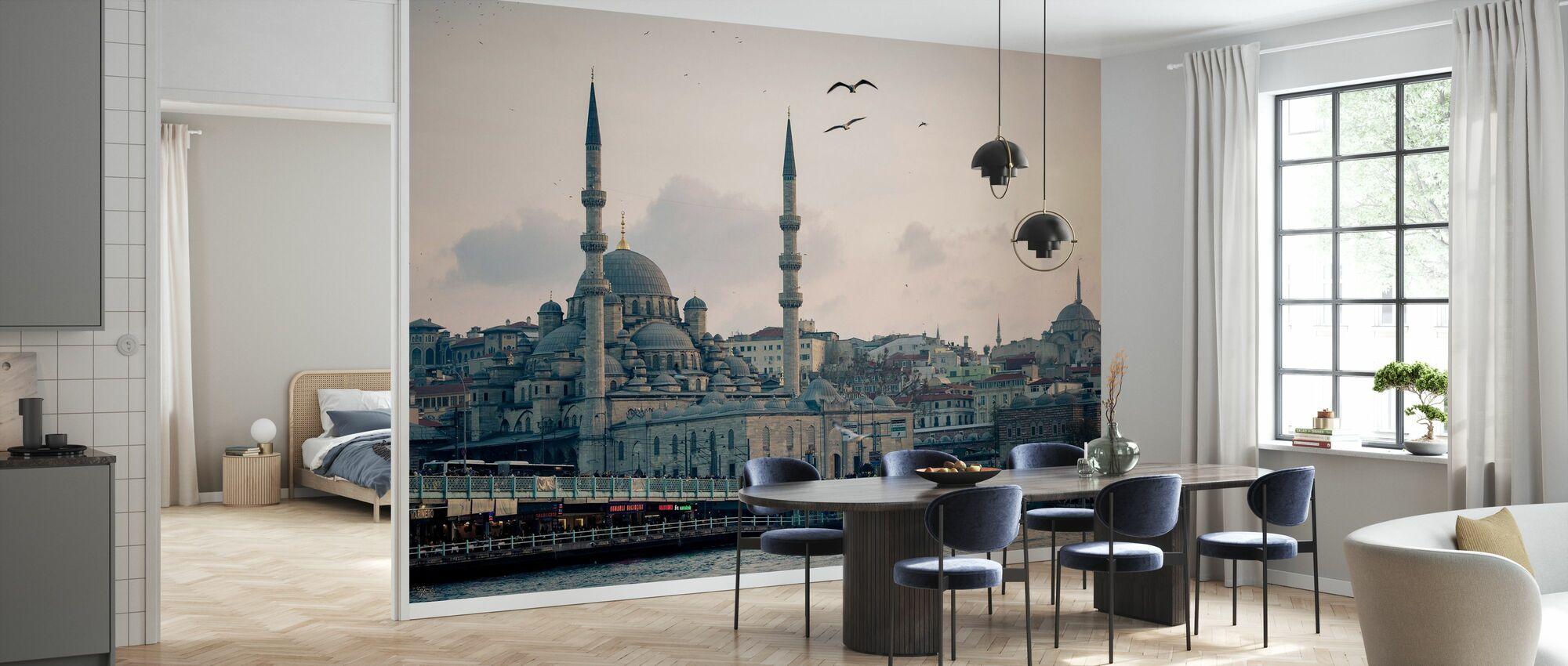 Istanbul - Wallpaper - Kitchen