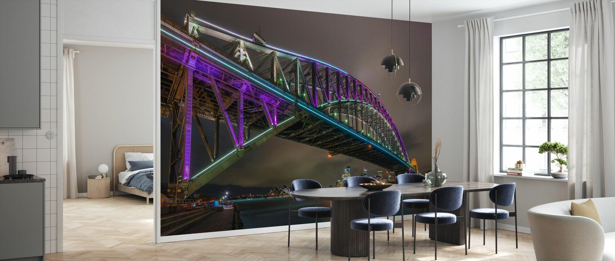 Sydney Harbour Bridge - Wallpaper - Kitchen