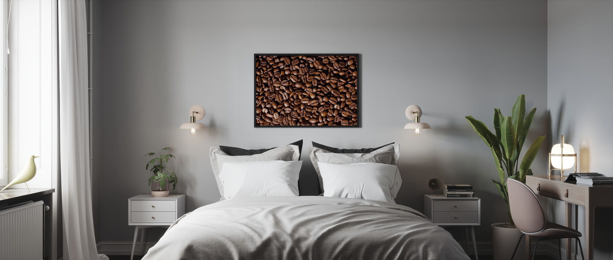 Coffee Beans - Poster - Bedroom
