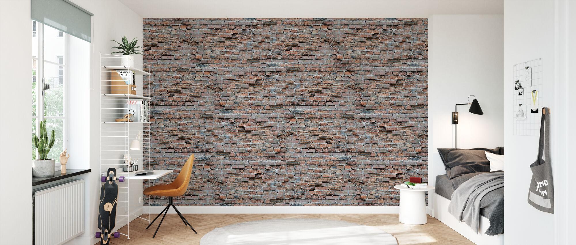 Brick wall - Wallpaper - Kids Room