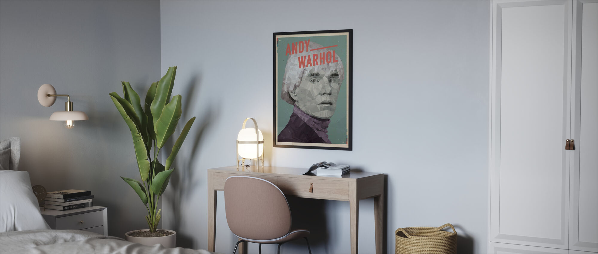 15 Minutes of Fame - Poster - Bedroom