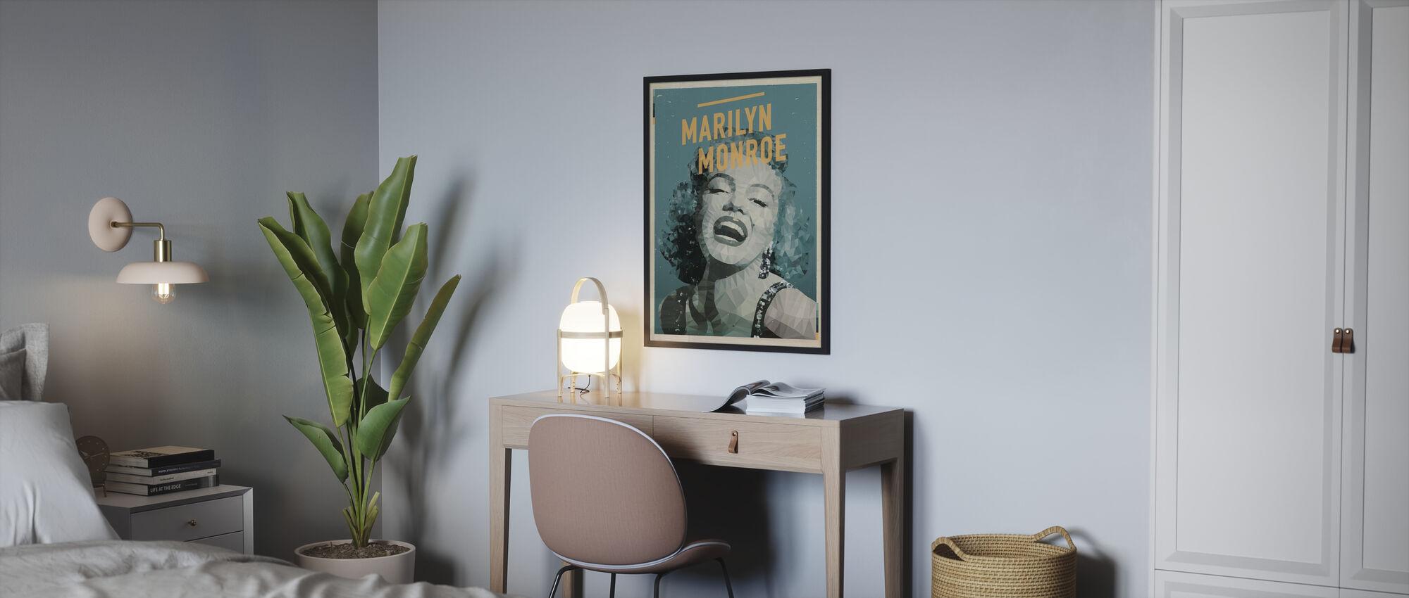 Blond - Plakat - Soverom
