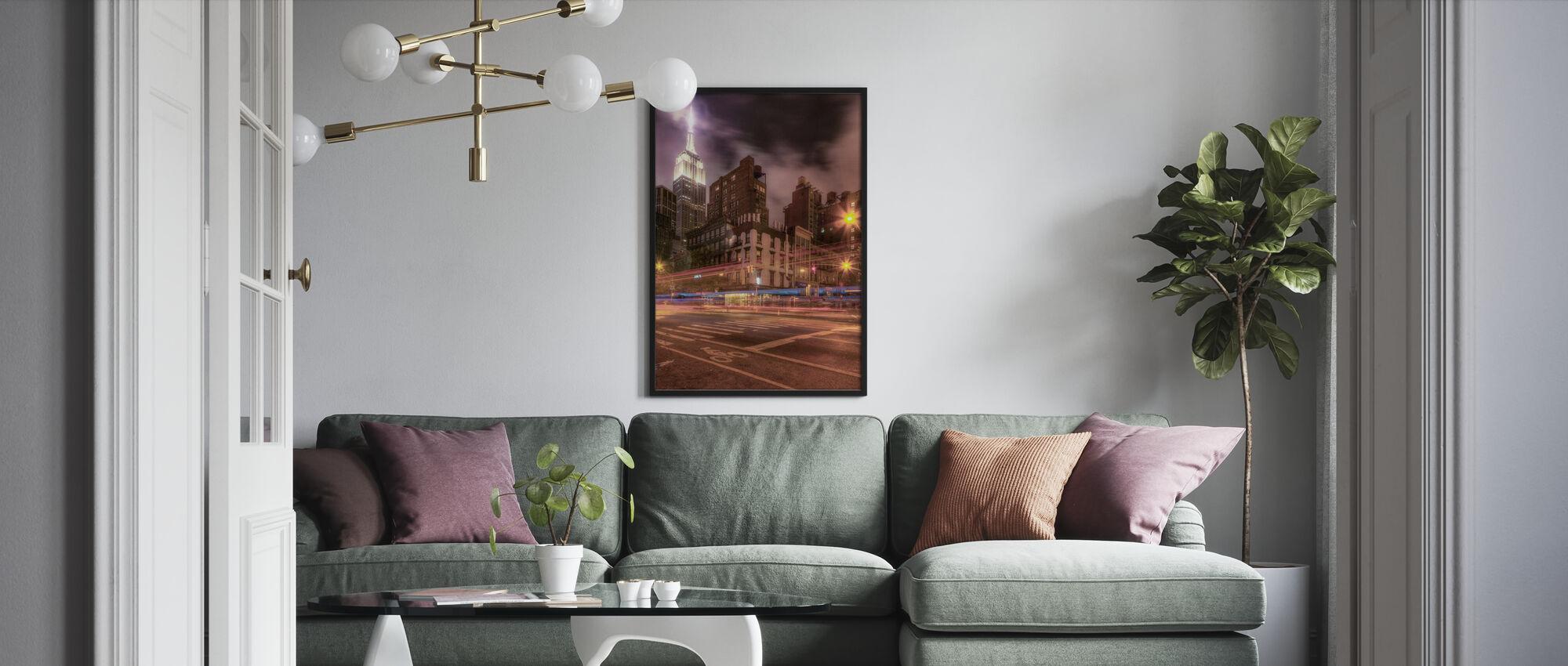 Gotham City - Poster - Living Room