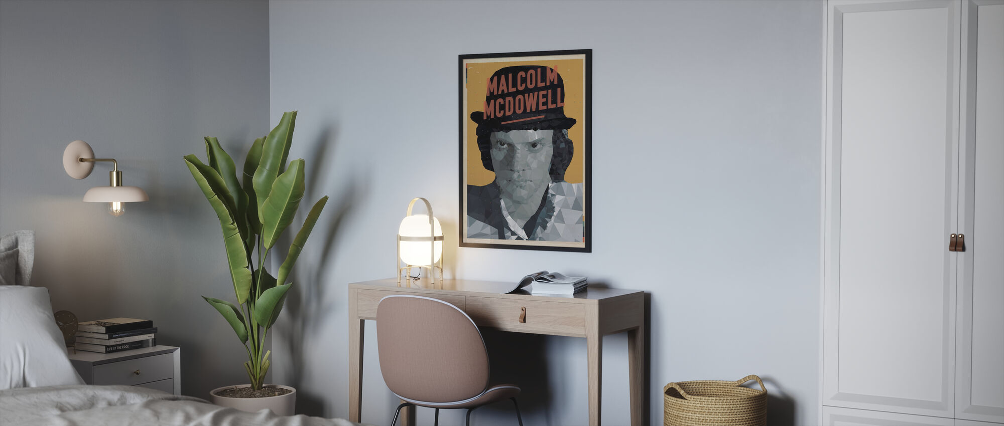 I was Cured, All Right - Poster - Bedroom