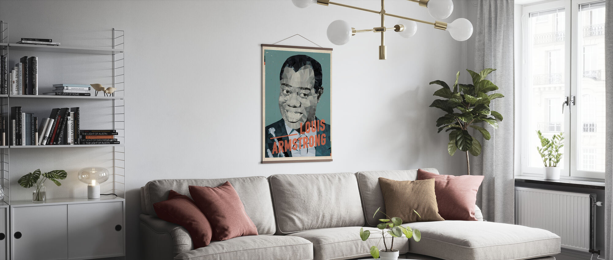 If You Have to Ask What Jazz is - You'll Never Know - Poster - Living Room