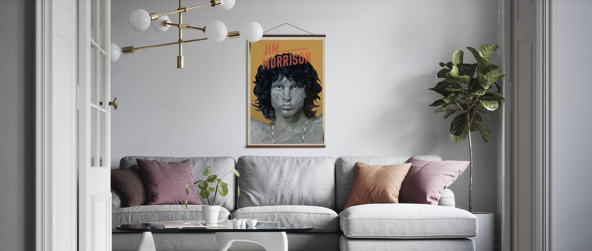 Light My Fire - Poster - Living Room