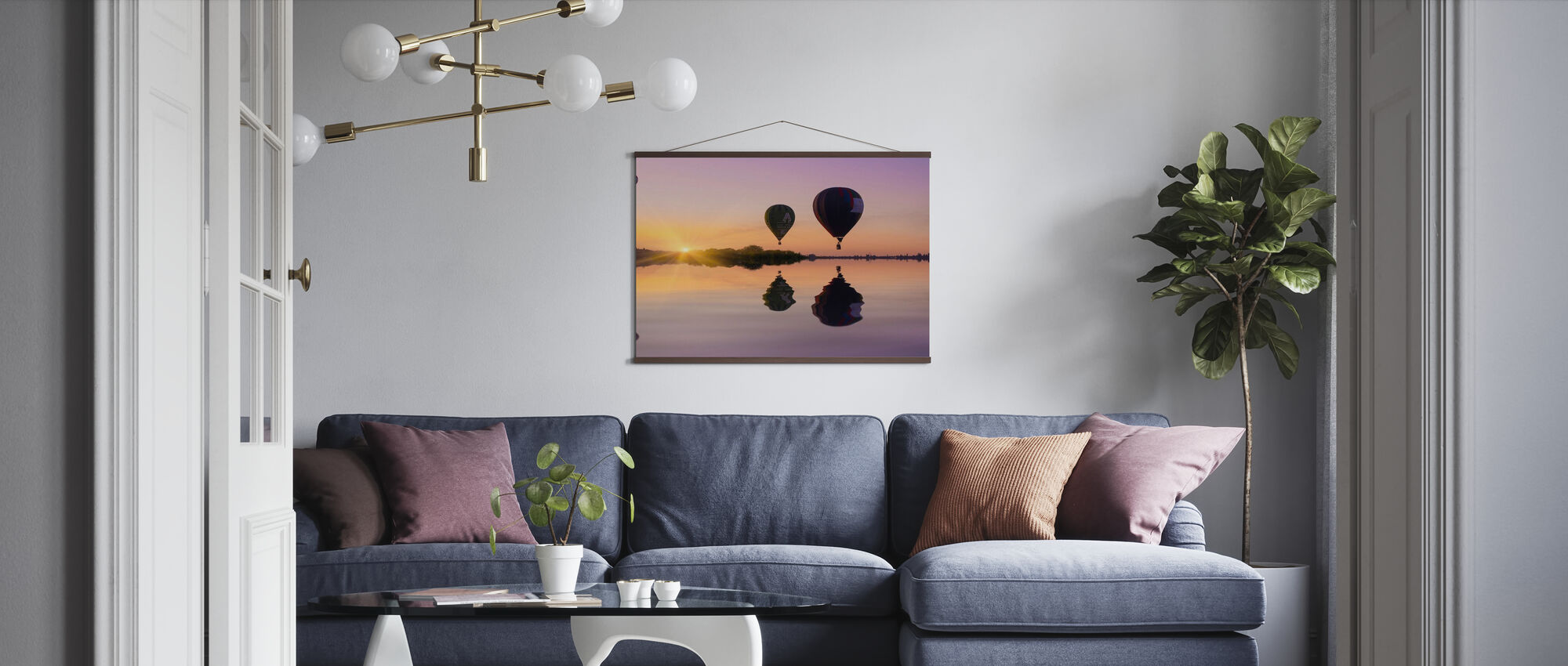 Love is in the Air - Poster - Living Room
