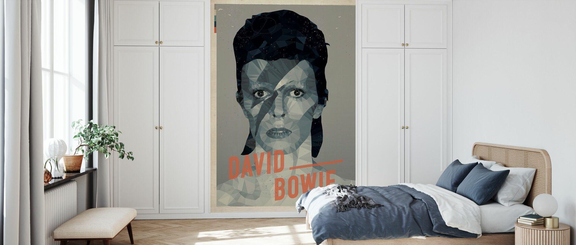 Major Tom - Wallpaper - Bedroom