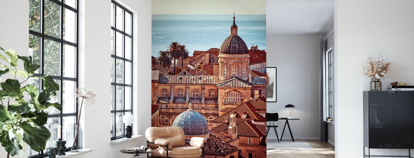 Dubrovnik - Tapet - Vardagsrum
