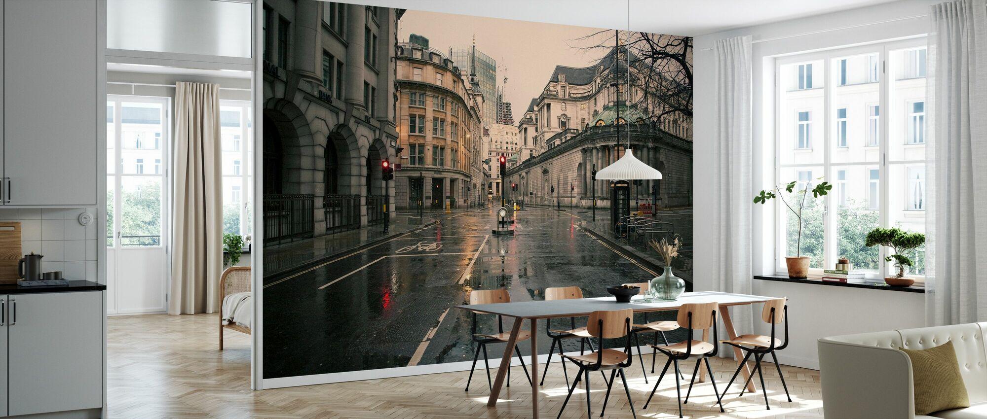Skyfall - Wallpaper - Kitchen