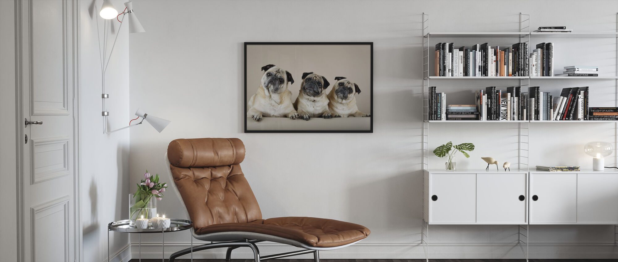 Trio - Poster - Living Room