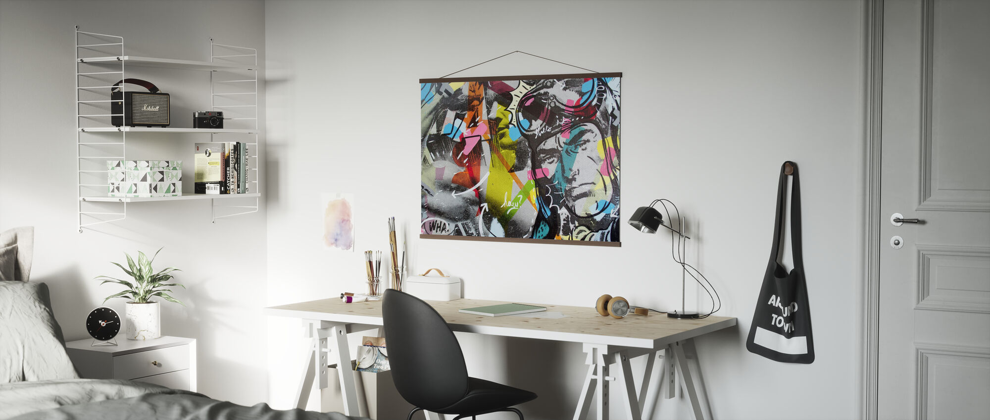 Strongman - Poster - Office