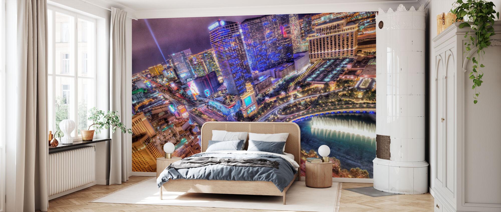 Vegas - Wallpaper - Bedroom