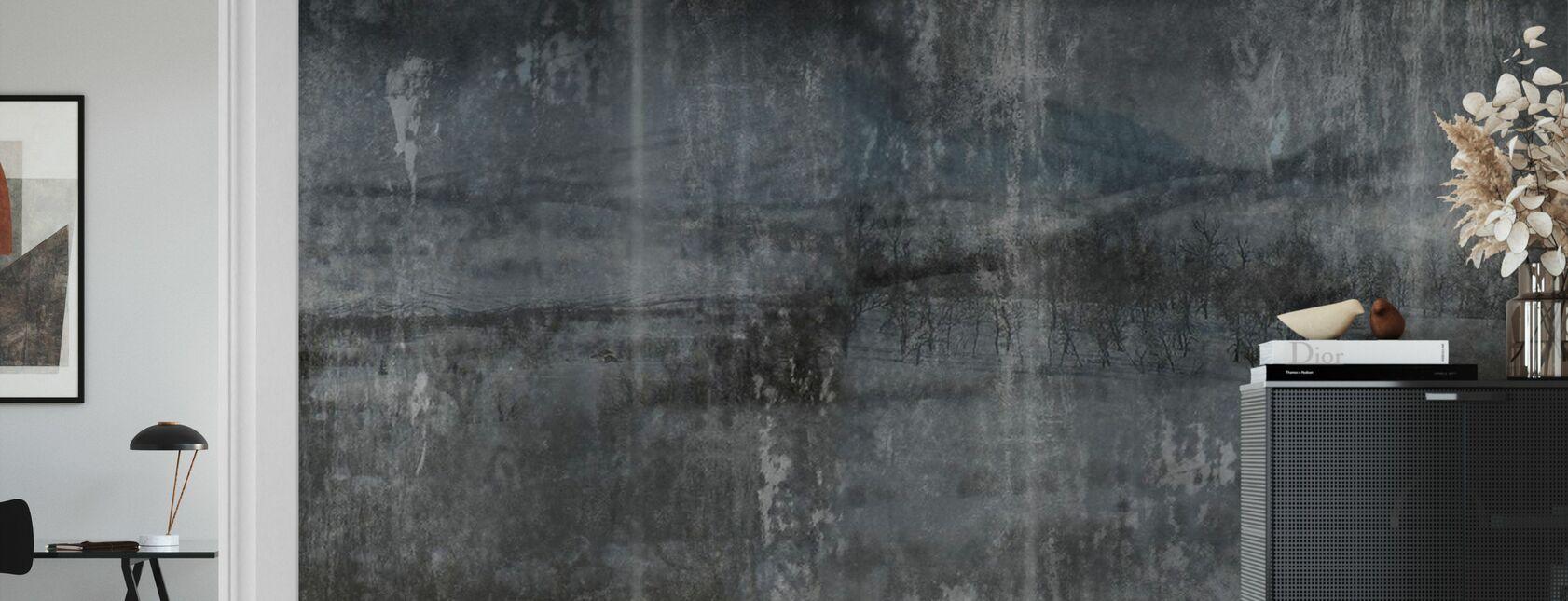 Lost Landskab - Mørk - Tapet - Stue