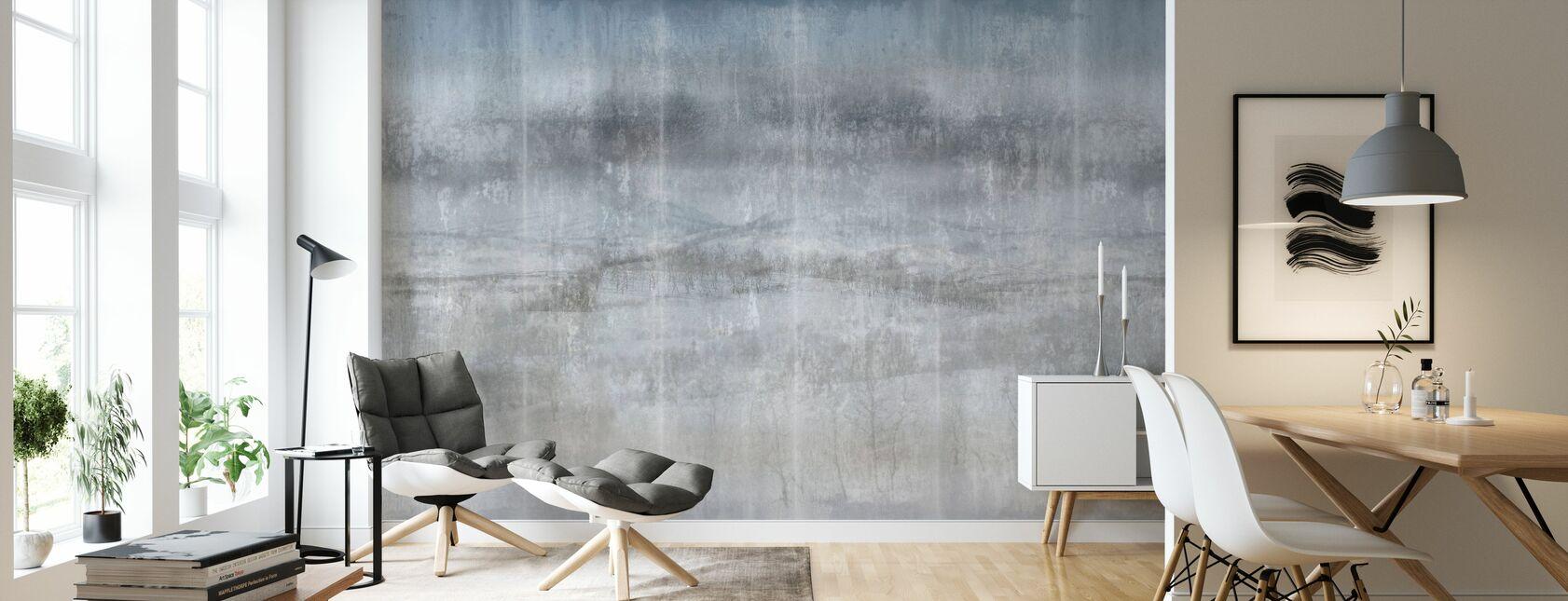 Lost Landscape - Light - Wallpaper - Living Room