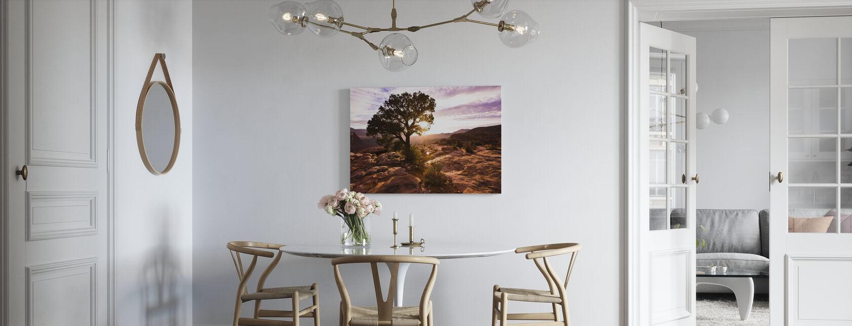 Toroweap Overlook - Canvastaulu - Keittiö