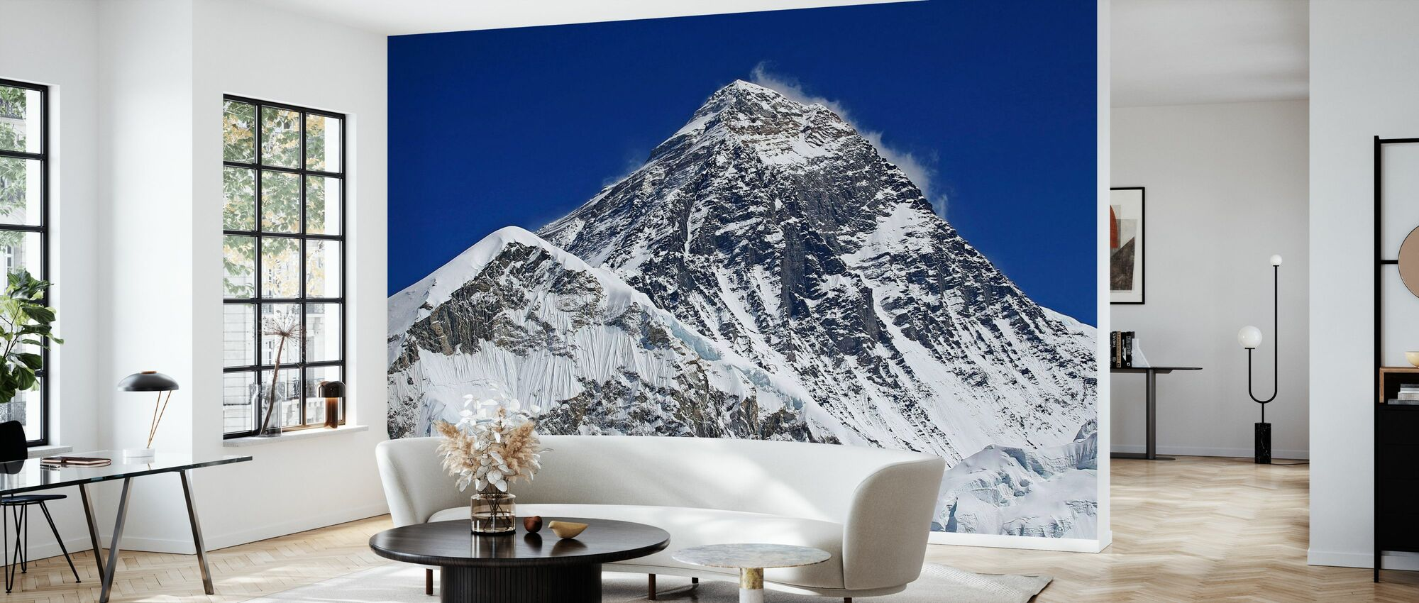 Mt Everest Popular Wall Mural Photowall