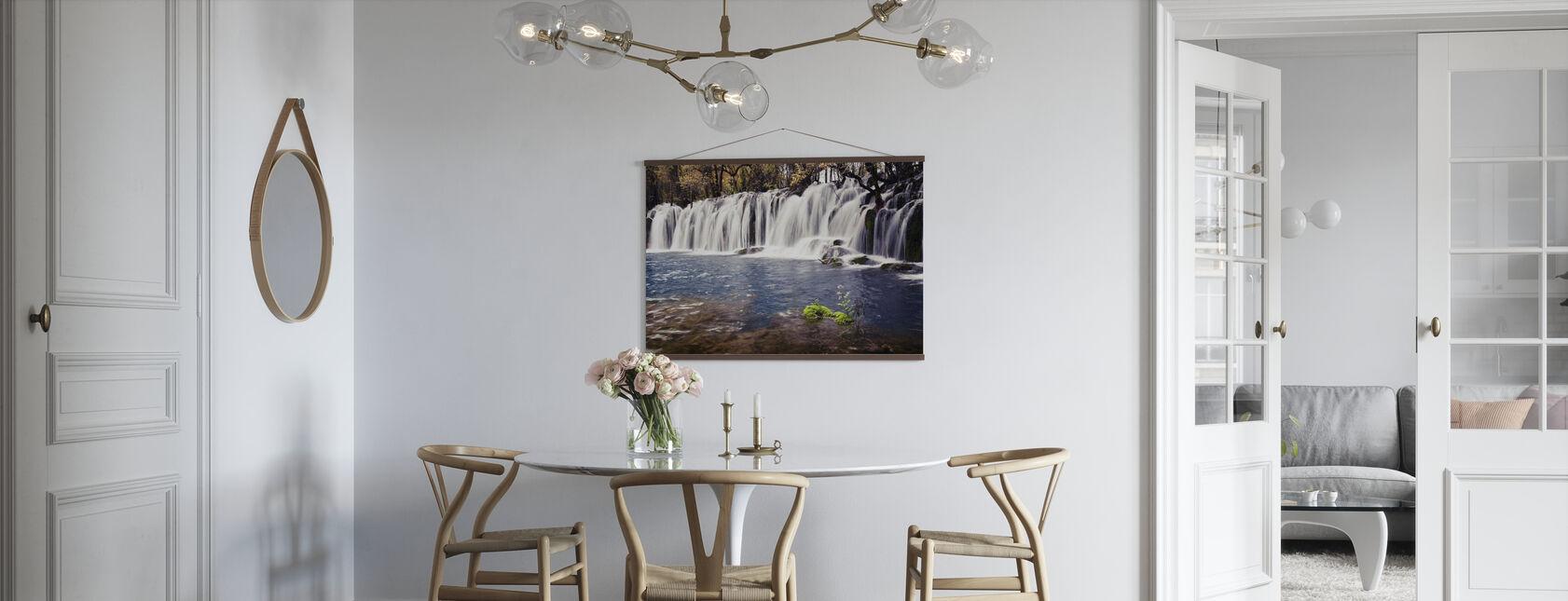 Water Afflux - Poster - Kitchen