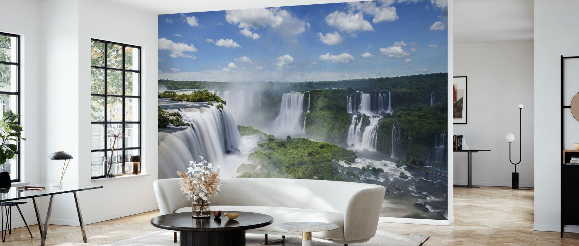 Iguazu foss - Tapet - Stue