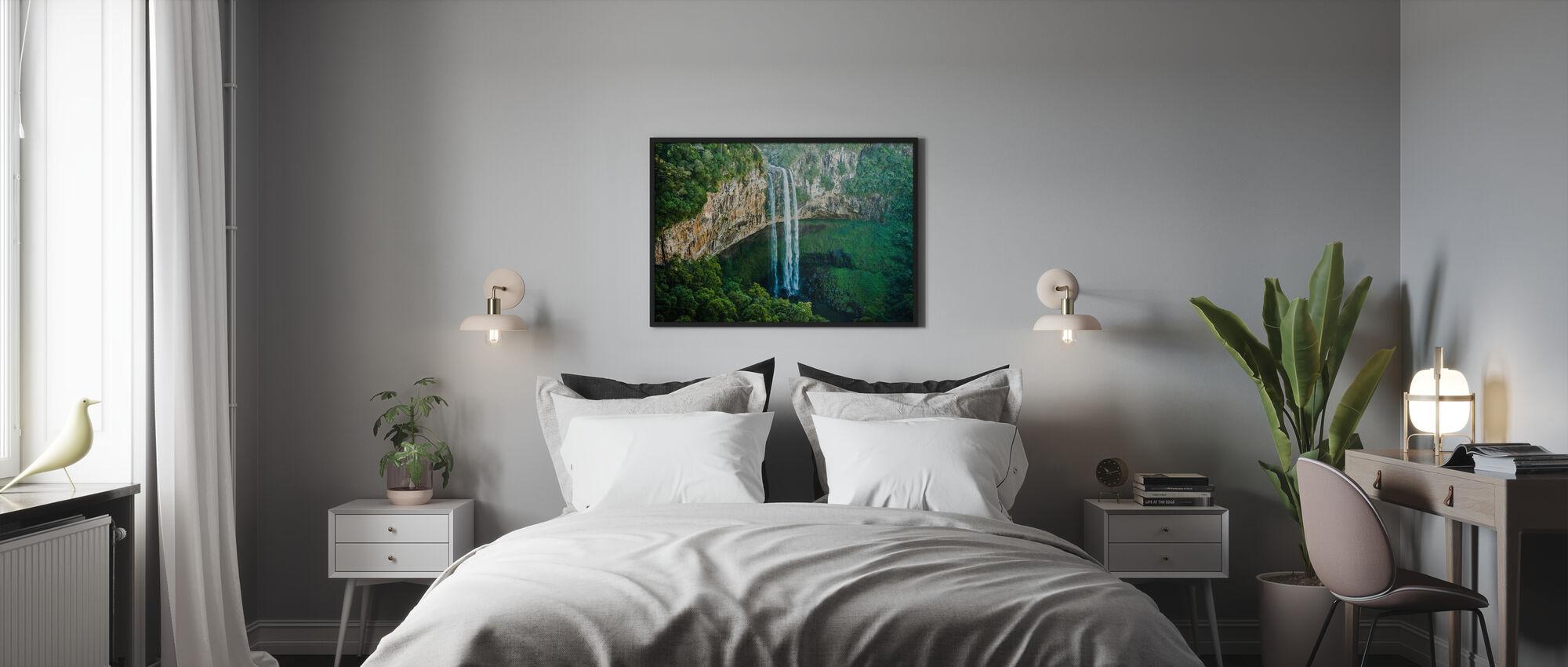 High Dive - Framed print - Bedroom