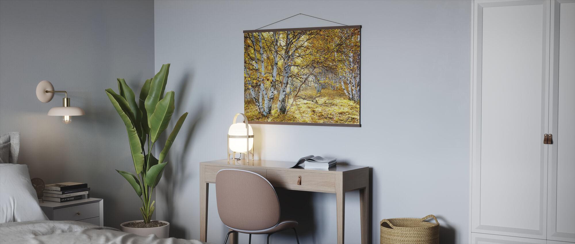 Autumn Flavour - Poster - Office