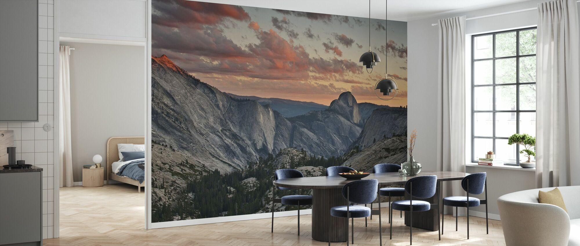 Yosemite Scenery - Wallpaper - Kitchen