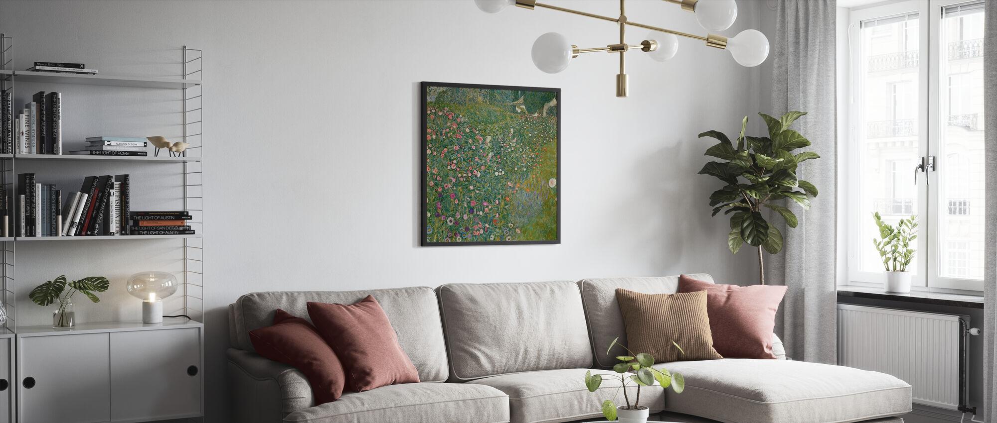 Klimt, Gustav - Italiensk hagelandskap - Plakat - Stue