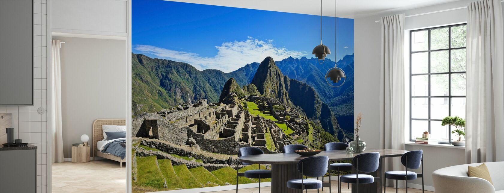 Machu Picchu - Papier peint - Cuisine