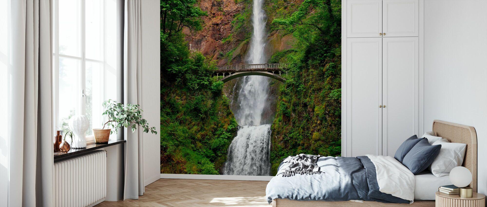 Multnomah Falls - Wallpaper - Bedroom