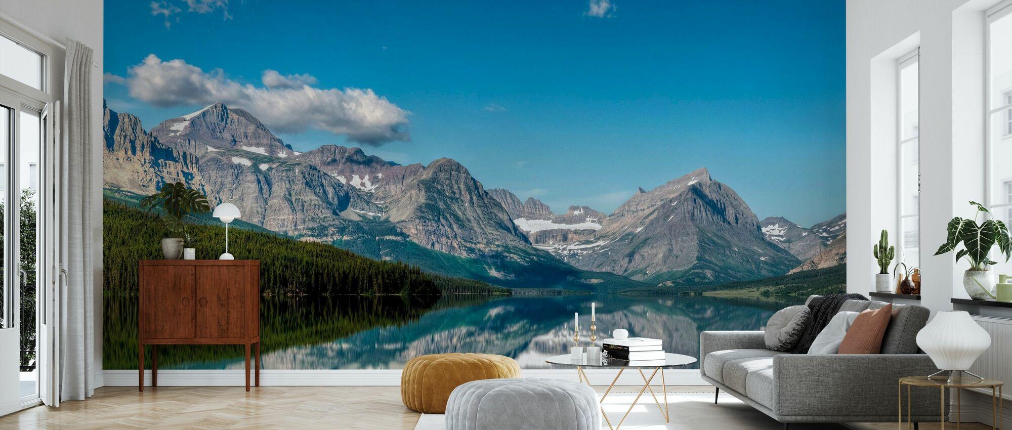 Reflection - Wallpaper - Living Room