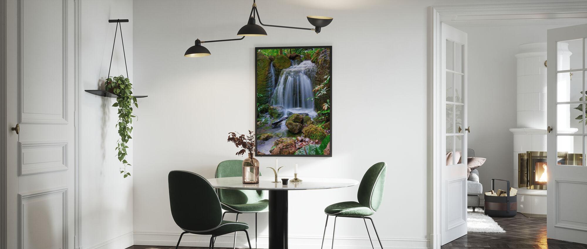 Natures Geheimnis - Gerahmtes bild - Küchen