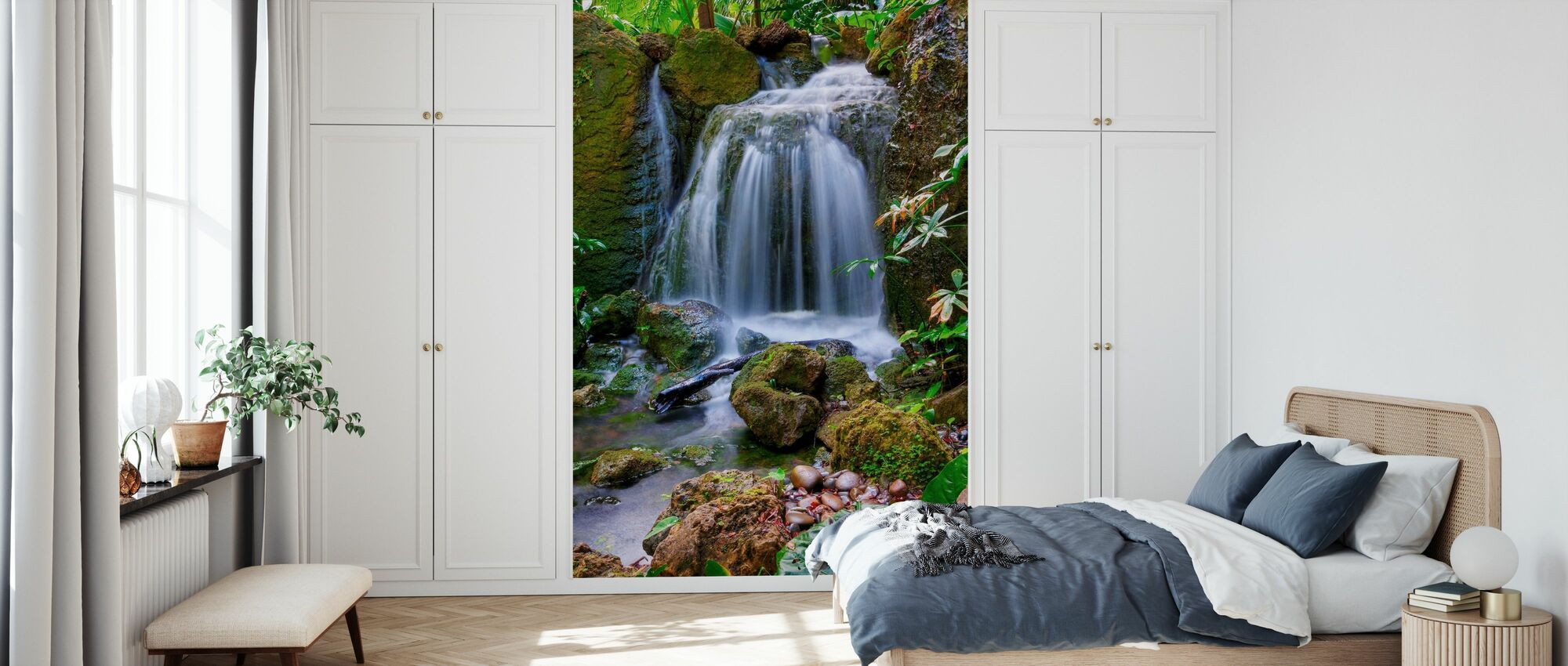 Natures Secret - Wallpaper - Bedroom