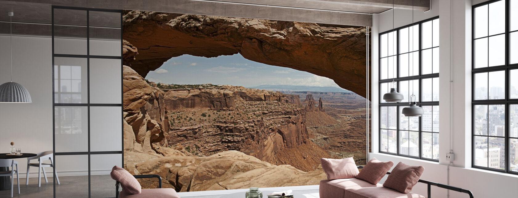 Mesa Arch - Behang - Kantoor