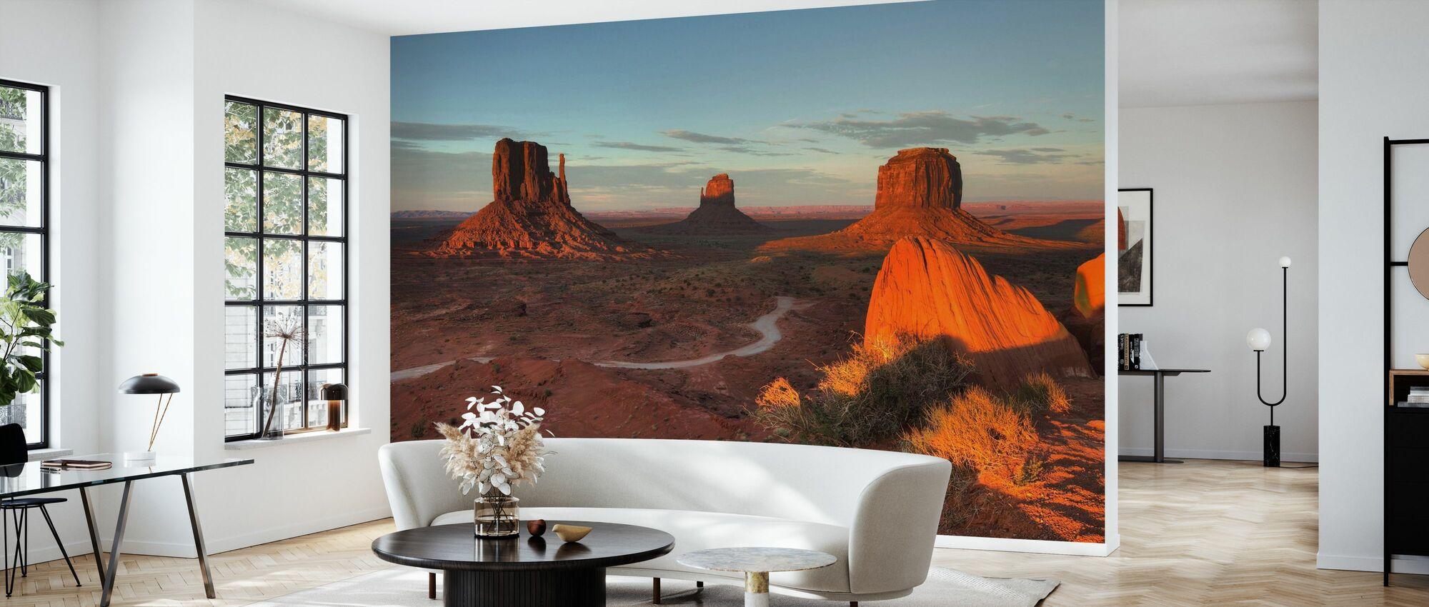 Colorado Plateau - Wallpaper - Living Room