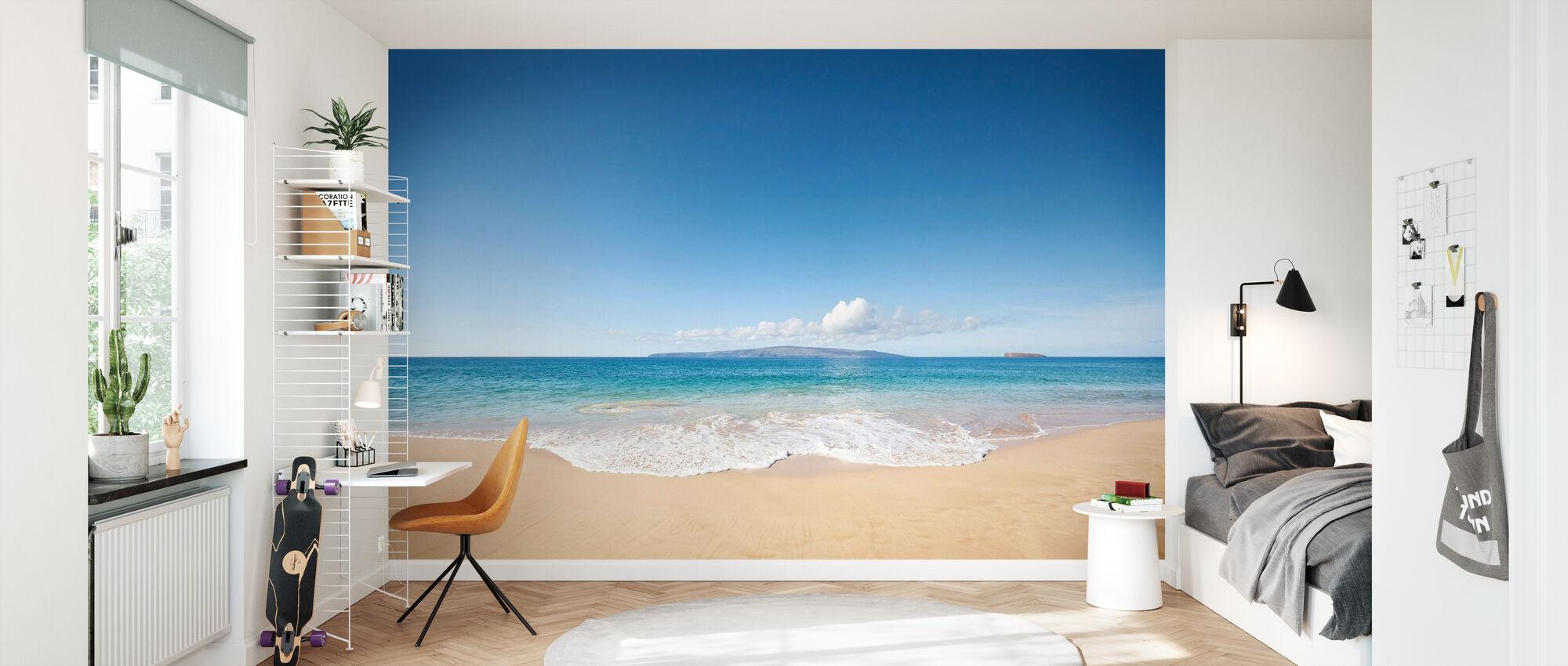 Wave - Wallpaper - Kids Room