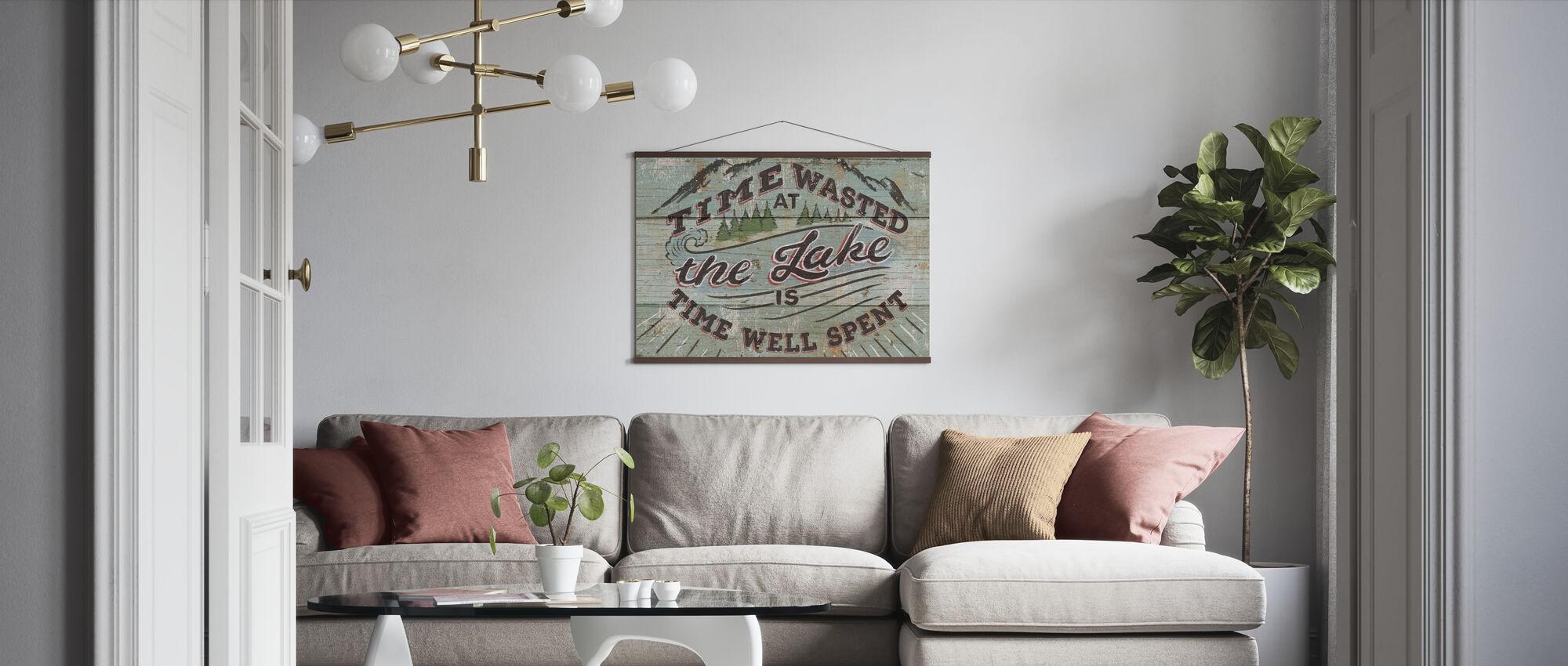 Cabin Fever III - Poster - Living Room