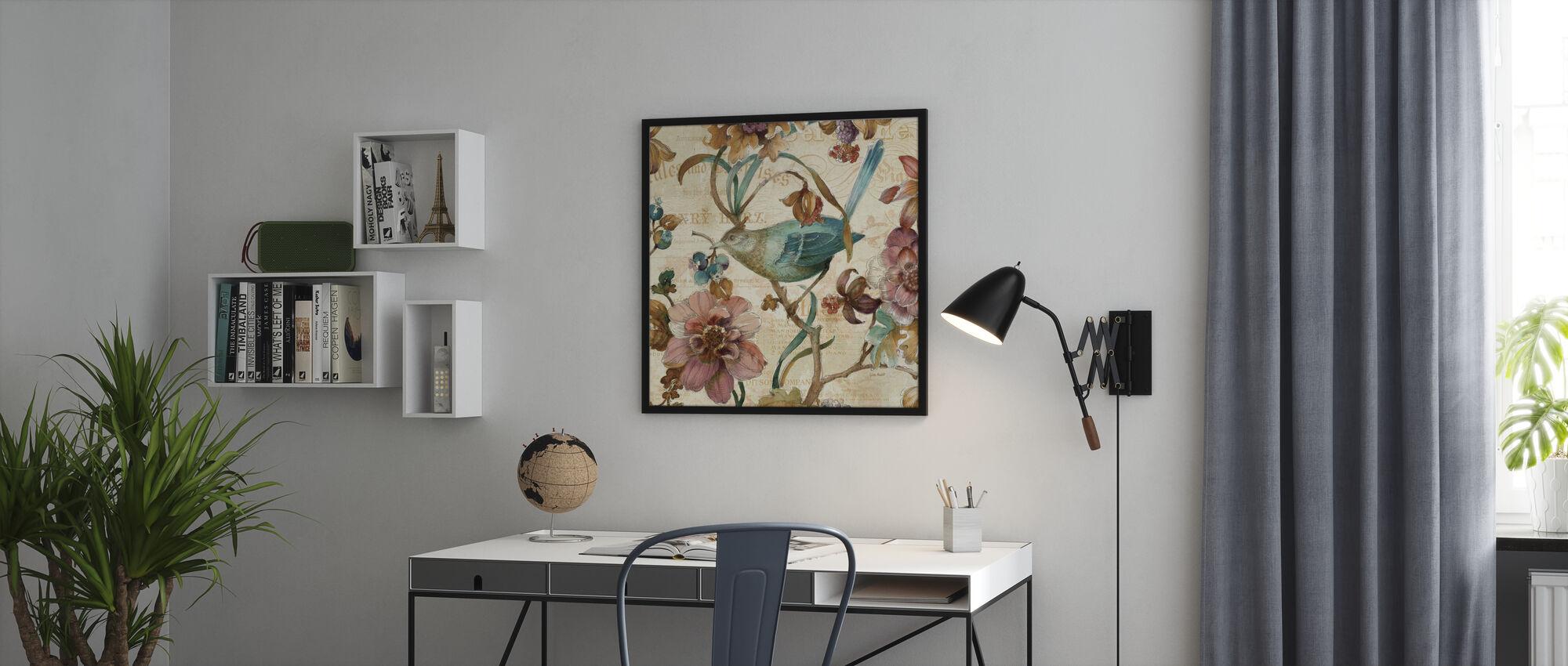 A Garden Moment 2 - Poster - Office
