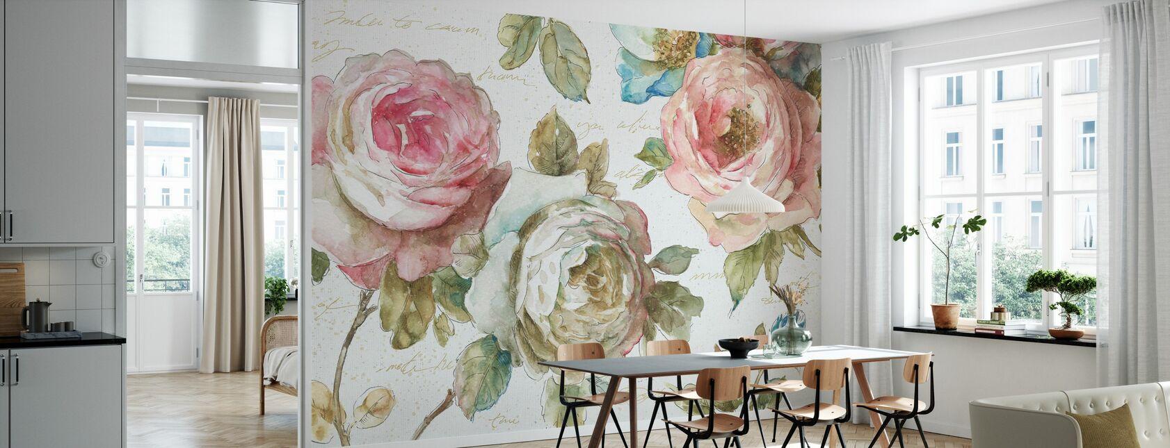 Poeme DAmour - Wallpaper - Kitchen