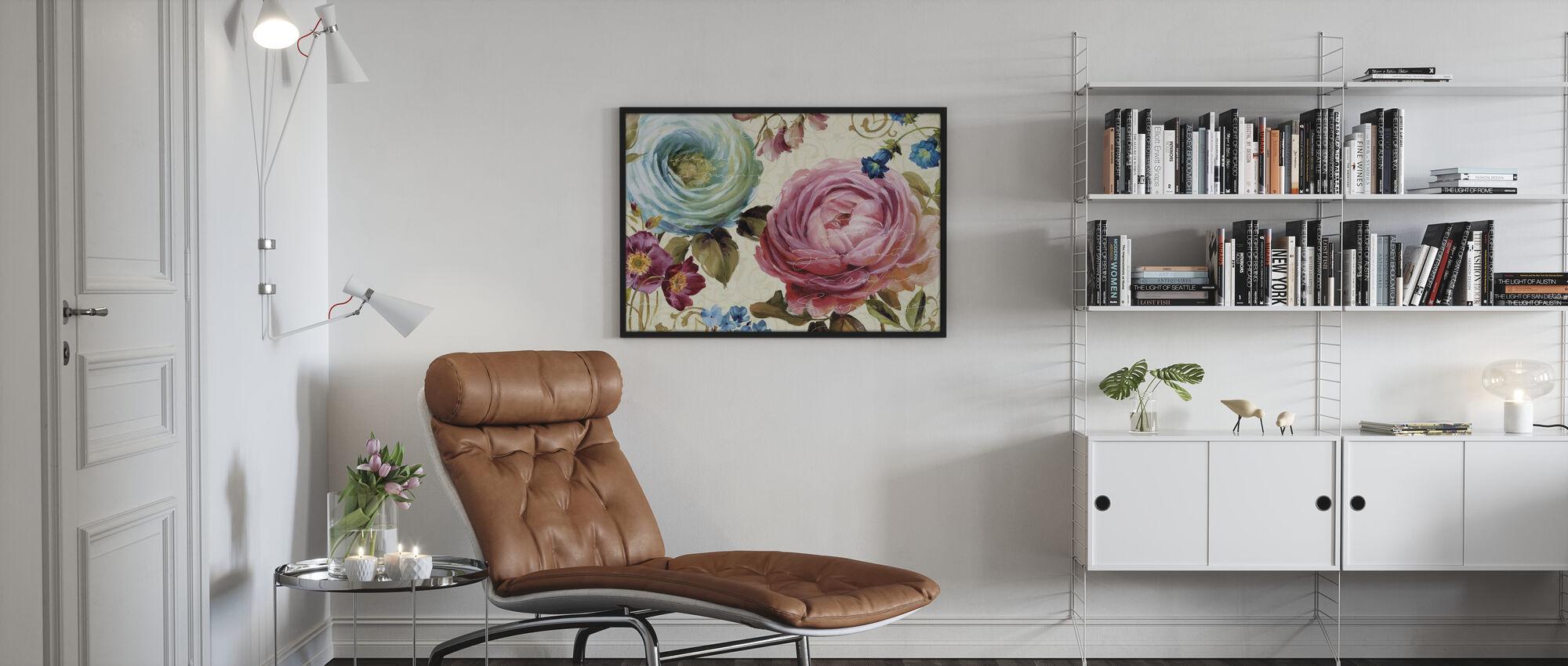 Dream Wins - Poster - Living Room