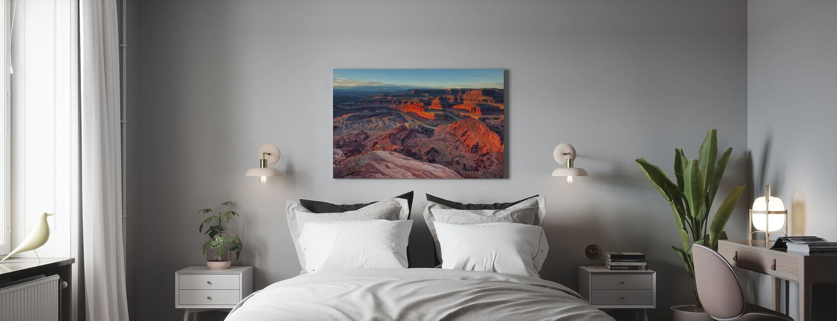 Dead Horse Point - Canvas print - Bedroom