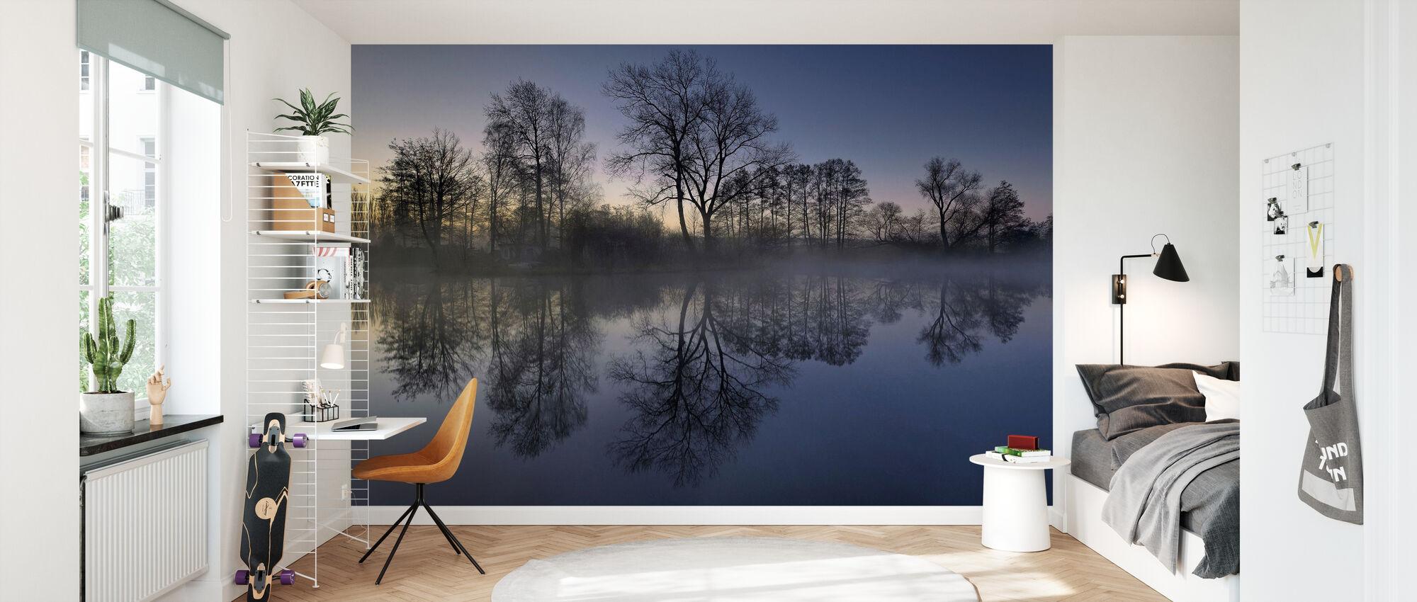 Simple Beauty - Wallpaper - Kids Room