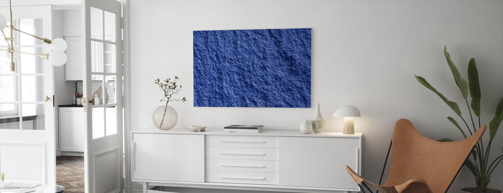 Granito Azul - Lienzo - Salón